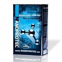 Моторное масло Nanoprotec Engine Oil 10W-40 4 л.