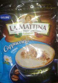 Каппуччино cream 100г. LA MATTINA