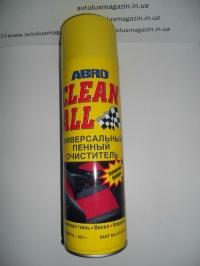 Универсальный пенный очиститель 623 г. ABRO