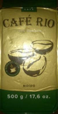 Кофе заварной молотый CAFE RIO 500г.