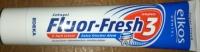 Зубная паста с ментолом 125 мл. ELKOS