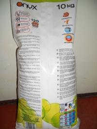 Стиральный порошок Onyx (Оникс) (Концентрат) универсал 10 кг. ГЕРМАНИЯ (на развес от 0.5 - 10 кг.)
