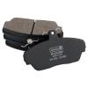 Колодка дискового тормоза передняя (BP-GA3302F) ГАЗ 3110, 3111, 3302, 2705, 2217 AURORA