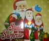 Дед Мороз/Санта с сюрпризом внутри
