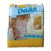 Памперсы Dada 2-ка, вес 2 - 4 кг., 78 шт.