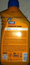 Моторное масло TURBOSYNT DIESEL SAE 10W-40 1 л. YUKO