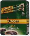 Jacobs Monarch (26 стика в уп.)
