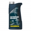 2-Takt Outboard Universal TC-W 1 л. MANNOL