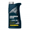 Molibden Benzin 10W-40 API SL/CF 1L (выберите объём: 1л, 4л, 20л, 60л) MANNOL