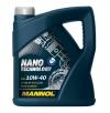 Nano Technology 10W-40 API SM/CF (выберите объём: 1л, 4л, 5л, 20л) MANNOL