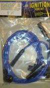Комплект проводов зажигания (cиликон) (карбюратор) (PS608) ВАЗ 2108-21099, 2110-2113 SCT
