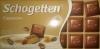 Шоколад Schogetten каппуччино 100г.