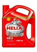Моторное масло Shell Helix HX3 15w40 4 л.