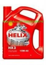Моторное масло Shell Helix HX3 15w40 4 л.