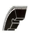 Ремень генератора клиновой (V213) (10x825La) ВАЗ, МОСКВИЧ, ALFA ROMEO, AUDI, BMW, CITROEN, FIAT, FORD, INNOCENTI, LANCIA, OPEL, PEUGEOT, RENAULT, ROVER, SAAB, SEAT, SUZUKI, VAUXHALL, VOLKSWAGEN, ZASTAVA SCT
