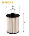 Фильтр топливный (WF8313) VOLKSWAGEN: LT 28, LT 35, LT 46 WIX-FILTRON