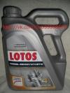 Моторное масло Lotos Diesel 10w40 CF 4 л.