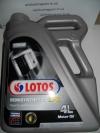 Моторное масло LOTOS LPG SL/CF 10W40 4 л.