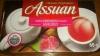 Чай черный ароматизированный, вкус малины (40 пак. 60г.) ASSUAN