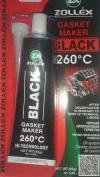 Герметик прокладок черный 85 г. ZOLLEX