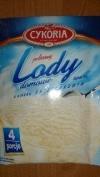 Домашнее мороженое со вкусом сметанковым/кремовым (на 4 порции) 60г CYKORIA