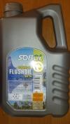 Промывочное масло SOBOL Flushoil SAE 10 4 л.