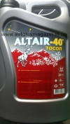 Тосол АЛЬТАИР-40 А-30 5 л. (4.35 кг.) (-24оС) АЛЬТАИР
