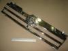 Решетка радиатора (хром) ВАЗ 21093 ПЛАСТИК