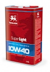 Моторное масло SUPER LIGHT SAE 10W-40 (жерсть) 4 л. WOLVER
